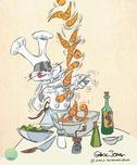 Bugs Bunny Animation Art Bugs Bunny Animation Art Bugs Chef II