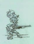 Elmer Fudd Art by Chuck Jones Elmer Fudd Art by Chuck Jones Elmer Fudd - The Character Portfolio