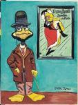 Daffy Duck by Chuck Jones  Daffy Duck by Chuck Jones Toulouse Le Duck
