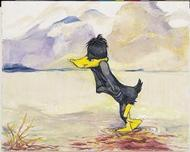 Daffy Duck by Chuck Jones  Daffy Duck by Chuck Jones September Morn