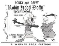 Daffy Duck by Chuck Jones  Daffy Duck by Chuck Jones Robin Hood Daffy
