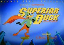 Daffy Duck by Chuck Jones  Daffy Duck by Chuck Jones Superior Duck