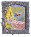 Sleeping Beauty Artwork Sleeping Beauty Artwork Until The Princess Awakens