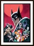 Batman Animation Artwork  Batman Animation Artwork  Dangerous Dames and Demons
