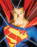 Alex Ross Comic Art Alex Ross Comic Art Mythology: Superman - Paper
