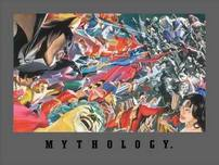 Alex Ross Comic Art Alex Ross Comic Art Mythology: Good Vs. Evil (Paper)