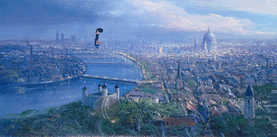 Peter Ellenshaw Peter Ellenshaw Practically Perfect