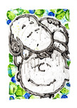 Tom Everhart Prints Tom Everhart Prints Sleepover Homie Evening