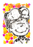 Tom Everhart Prints Tom Everhart Prints Sleepover Homie Morning