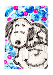 Tom Everhart Prints Tom Everhart Prints Sleepover Homie Night