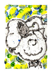 Tom Everhart Prints Tom Everhart Prints Sleepover Homie Noon
