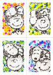 Tom Everhart Prints Tom Everhart Prints Sleepover Homies Suite
