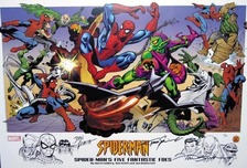 Spider-Man's Five Fantastic Foes