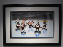 Bugs Bunny Animation Art Bugs Bunny Animation Art Stanley Cup Winner Cel
