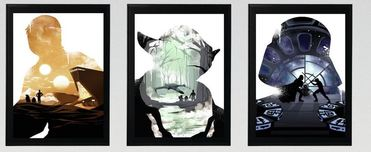 Star Wars Artwork Star Wars Artwork Star Wars Limited Edition Trilogy
