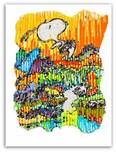 Tom Everhart Prints Tom Everhart Prints Super Fly - Autumn