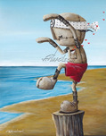 Fabio Napoleoni Fabio Napoleoni The Best Around (OE) Mini Print