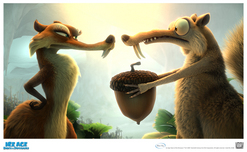 Ice Age Artwork Ice Age Artwork Trouble