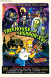 20th Century Fox Artwork 20th Century Fox Artwork Treehouse of Horror XVI