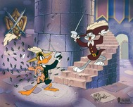 Bugs Bunny Animation Art Bugs Bunny Animation Art Two Muskateers