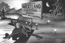 Porky Pig Artwork Porky Pig Artwork Welcome to Wackyland