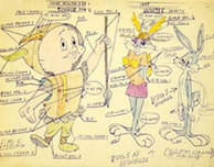 Bugs Bunny by Chuck Jones Bugs Bunny by Chuck Jones What's Opera, Doc? Color Model