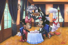 Mickey Mouse Artwork Mickey Mouse Artwork White Glove Service