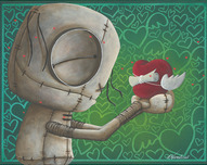 Fabio Napoleoni Fabio Napoleoni Words From My Heart (OE) Mini Print