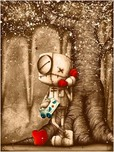 Fabio Napoleoni Fabio Napoleoni Your Voice Makes My Heart Sing (SN) Canvas - Gallery Wrapped