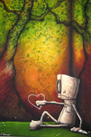 Fabio Napoleoni Fabio Napoleoni Your Presence Is Required (OE) Mini Print