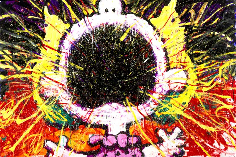 Tom Everhart Big, Loud, Screaming Blonde
