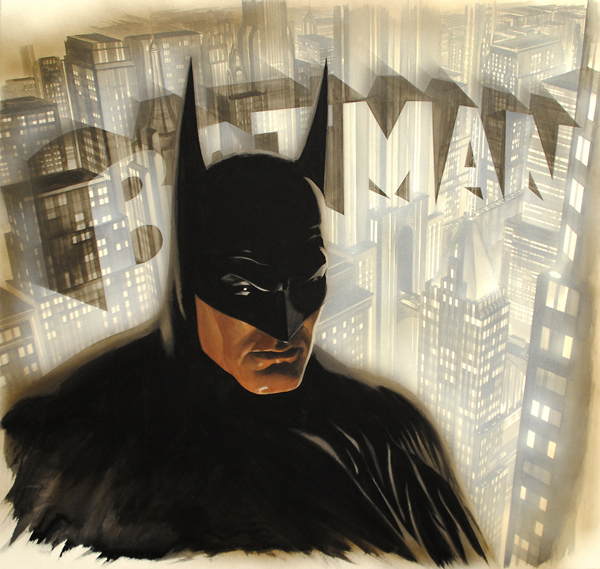 Alex Ross Batman the Legend