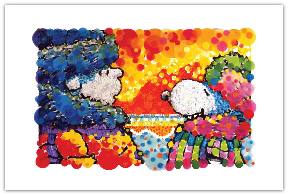 Tom Everhart Cracking Up