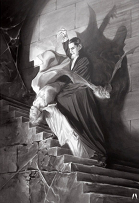 Alex Ross Dracula (Universal Monsters)
