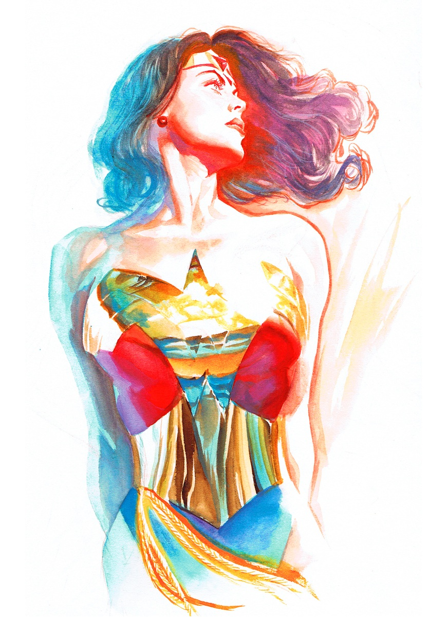 Alex Ross Wonder Woman: Goddess of Truth