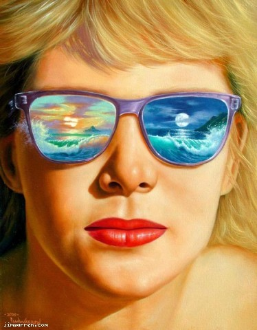 Jim Warren Hawaiian Eyes