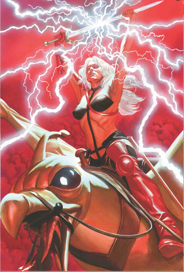Alex Ross Heavy Metal: Taarna (Deluxe)