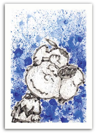 Tom Everhart Hipster Dog Dreams