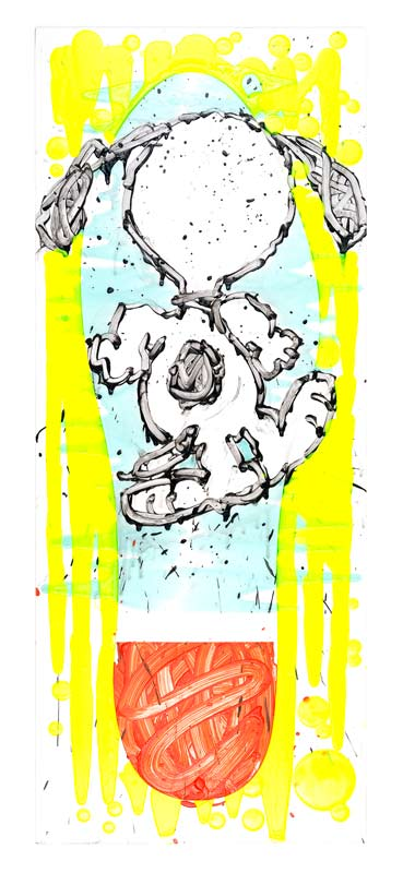 Tom Everhart It's Got to be Funky 7  (Framed)