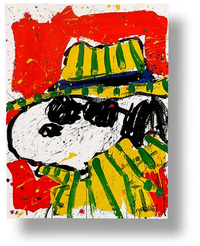 Tom Everhart It's The Hat that Makes The Dude (AP)