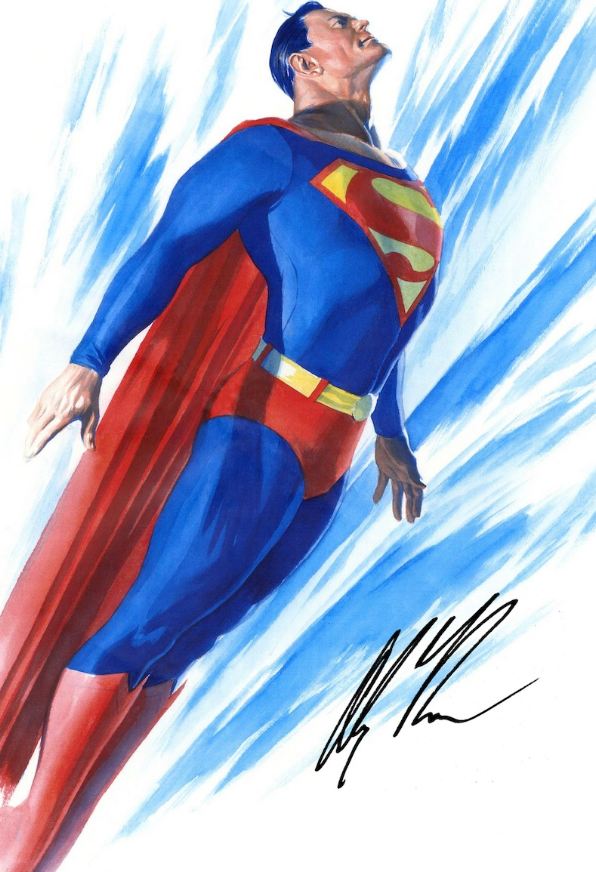 Alex Ross Kal El: The Last Son of Krypton (Paper)