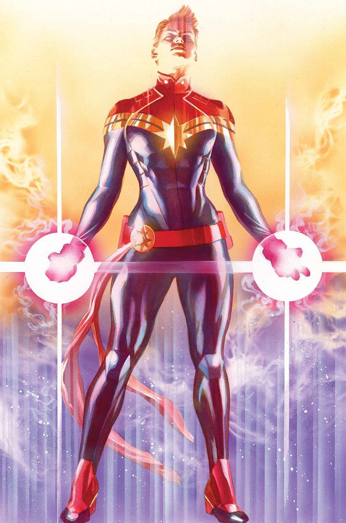 Alex Ross Captain Marvel (Deluxe)