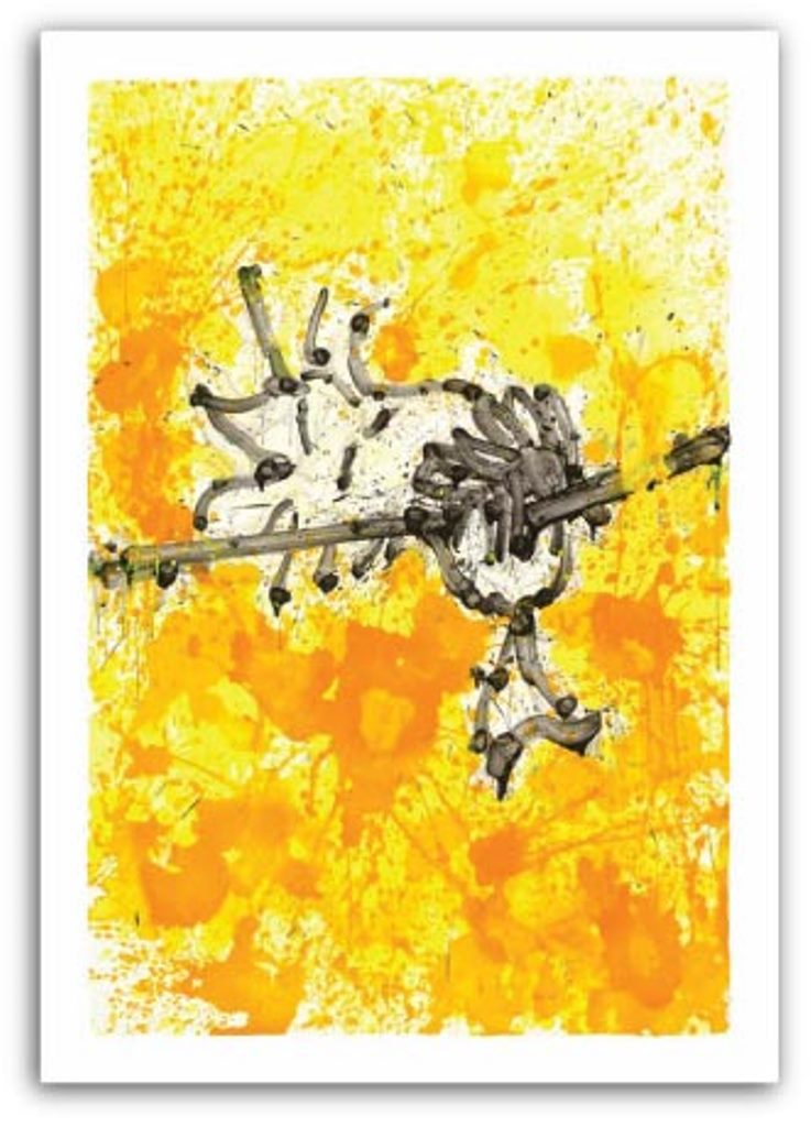 Tom Everhart Mr. Big Stuff Dreams (SN)