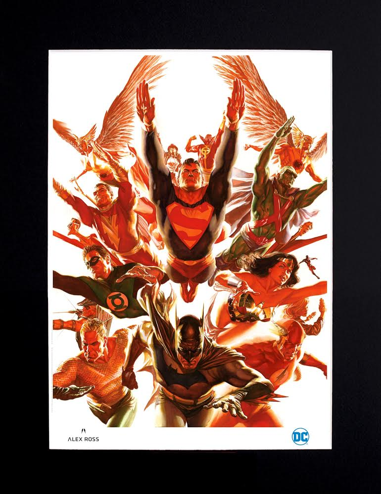 Alex Ross The World's Greatest Super Heroes