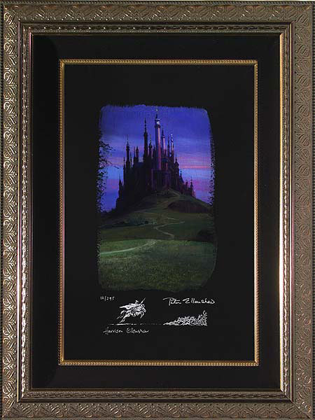 Peter & Harrison Ellenshaw Sleeping Beauty's Castle - Deluxe Edition