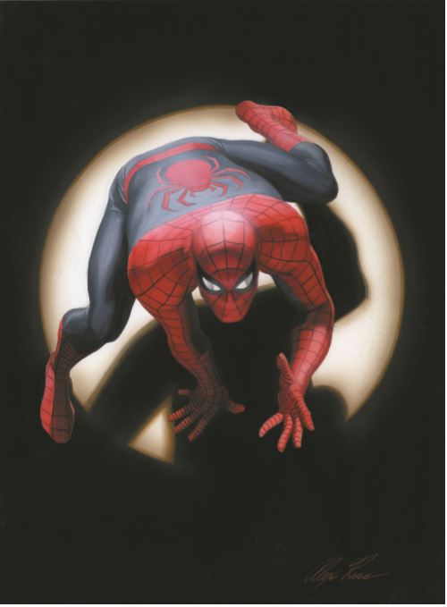 Alex Ross Spider-man: Marvels