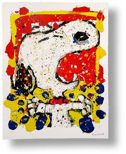 Tom Everhart Squeeze The Day - Friday