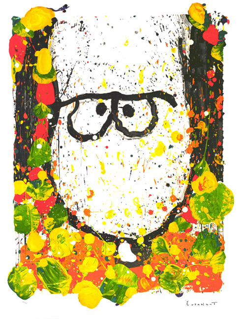 Tom Everhart Squeeze the Day - Monday