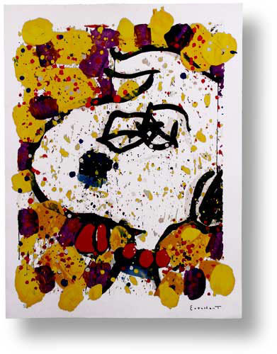 Tom Everhart Squeeze the Day - Wednesday