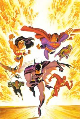 Alex Ross The New Justice League of America